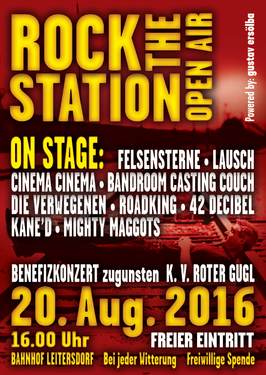 Rock The Station 2016